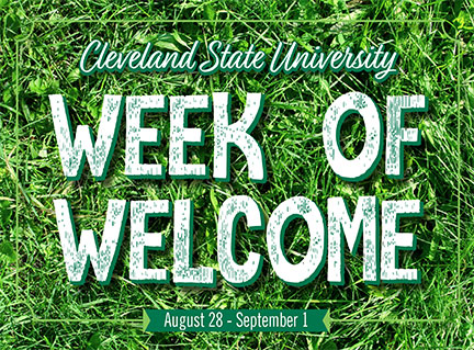 Week of Welcome 2017