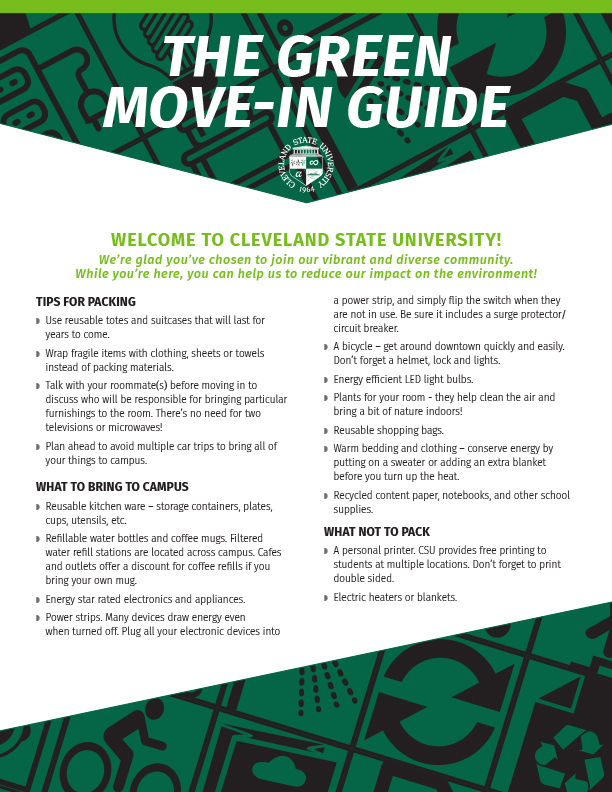 Green Move-in Guide 1