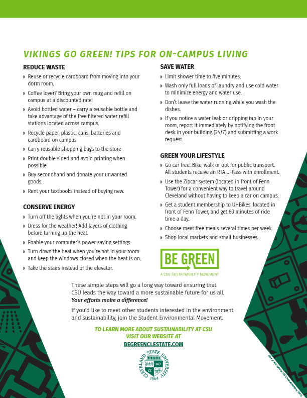 Green Move-in Guide 2