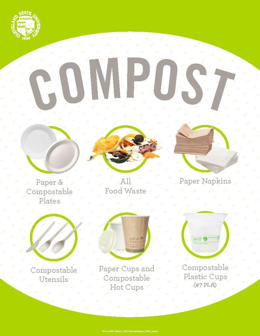 Compost Bin Signage