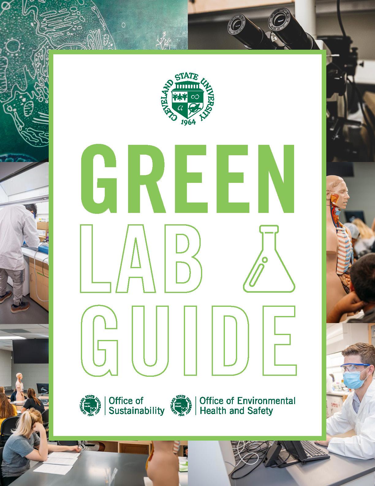 CSU Green Lab Guide Cover