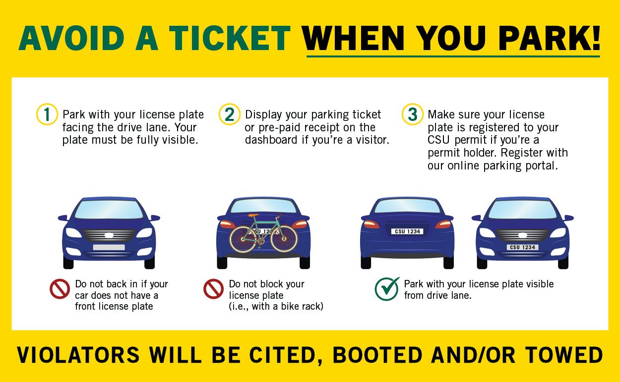 Virtual Permit Parking Graphic