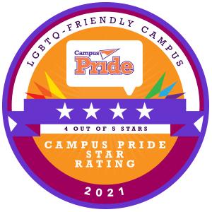 Campus Pride Star Rating