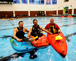 Adventure Rec Kayak Clinics