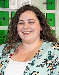 Photo of Amanda Zacur, Senior Admissions Counselor