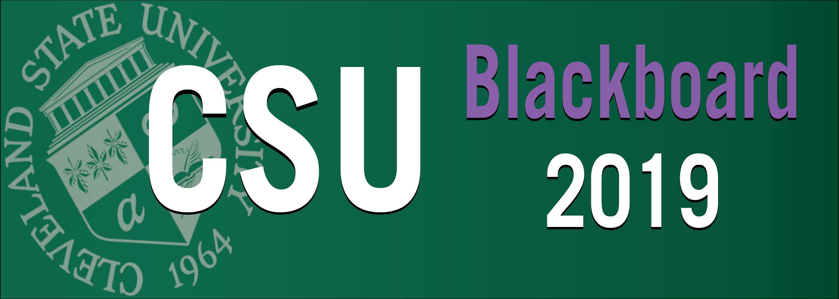 Blackboard 2018
