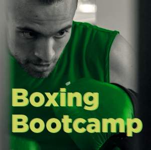 Boxing Bootcamp graphic