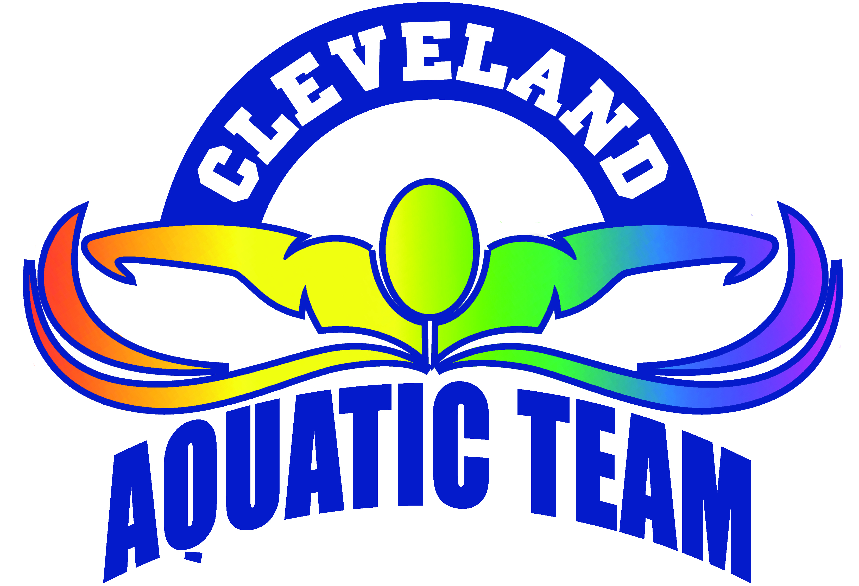 Cleveland Aquatic Team Logo