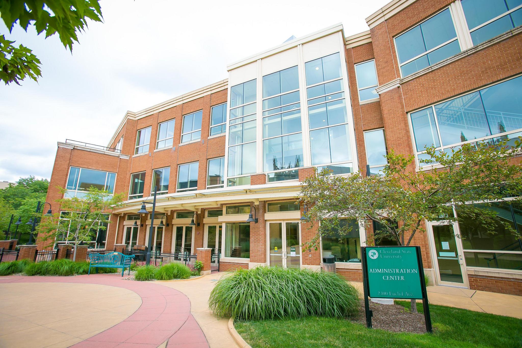 Cleveland State University | Parker Hannifin Administration Center