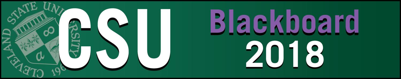 Blackboard Transition Banner
