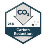 Carbon Reduction 25