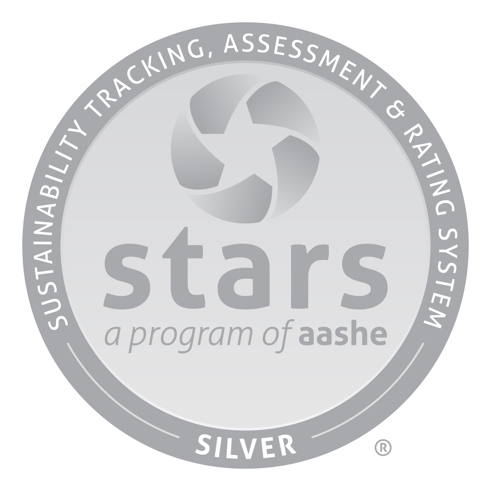 AASHE STARS Silver Seal