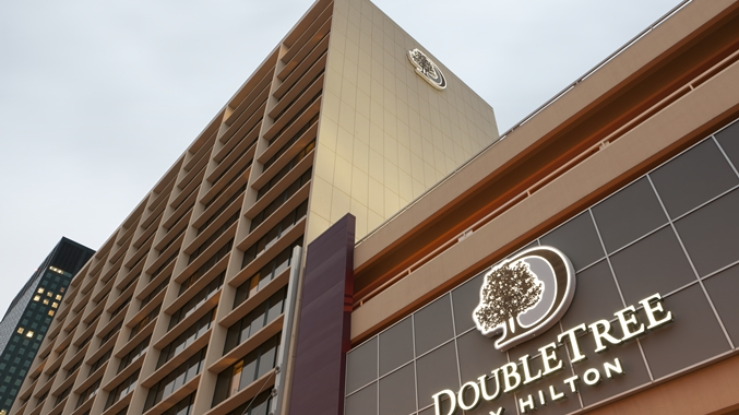 double tree cle