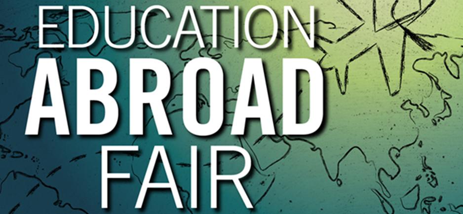 Education Abroad Fair AD