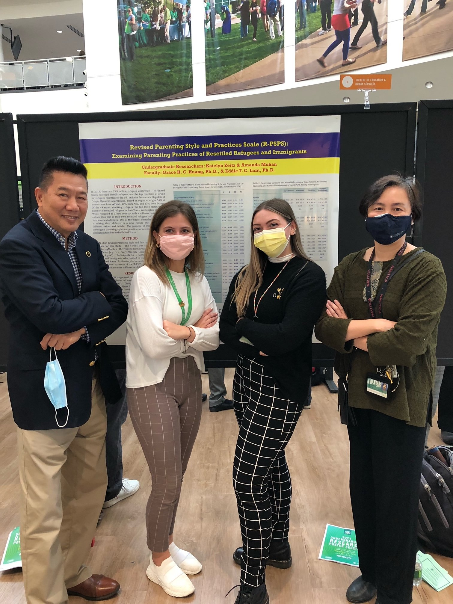 poster session winners