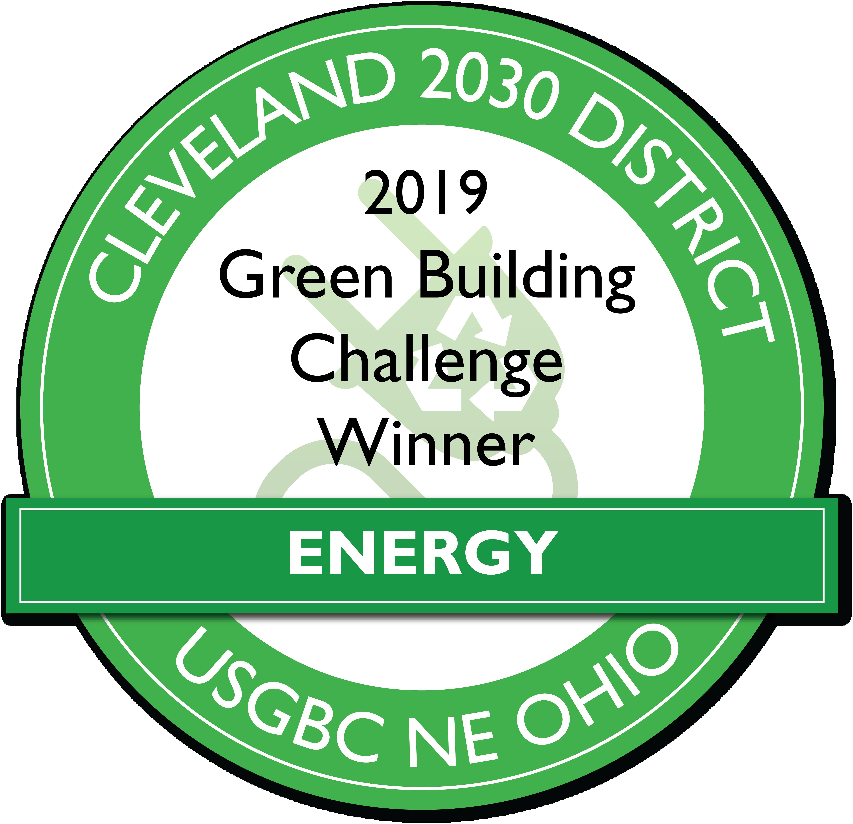 Green Building Challenge Badge ENERGY