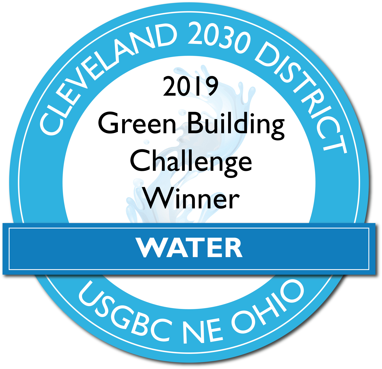Green Building Challenge Badge WATER