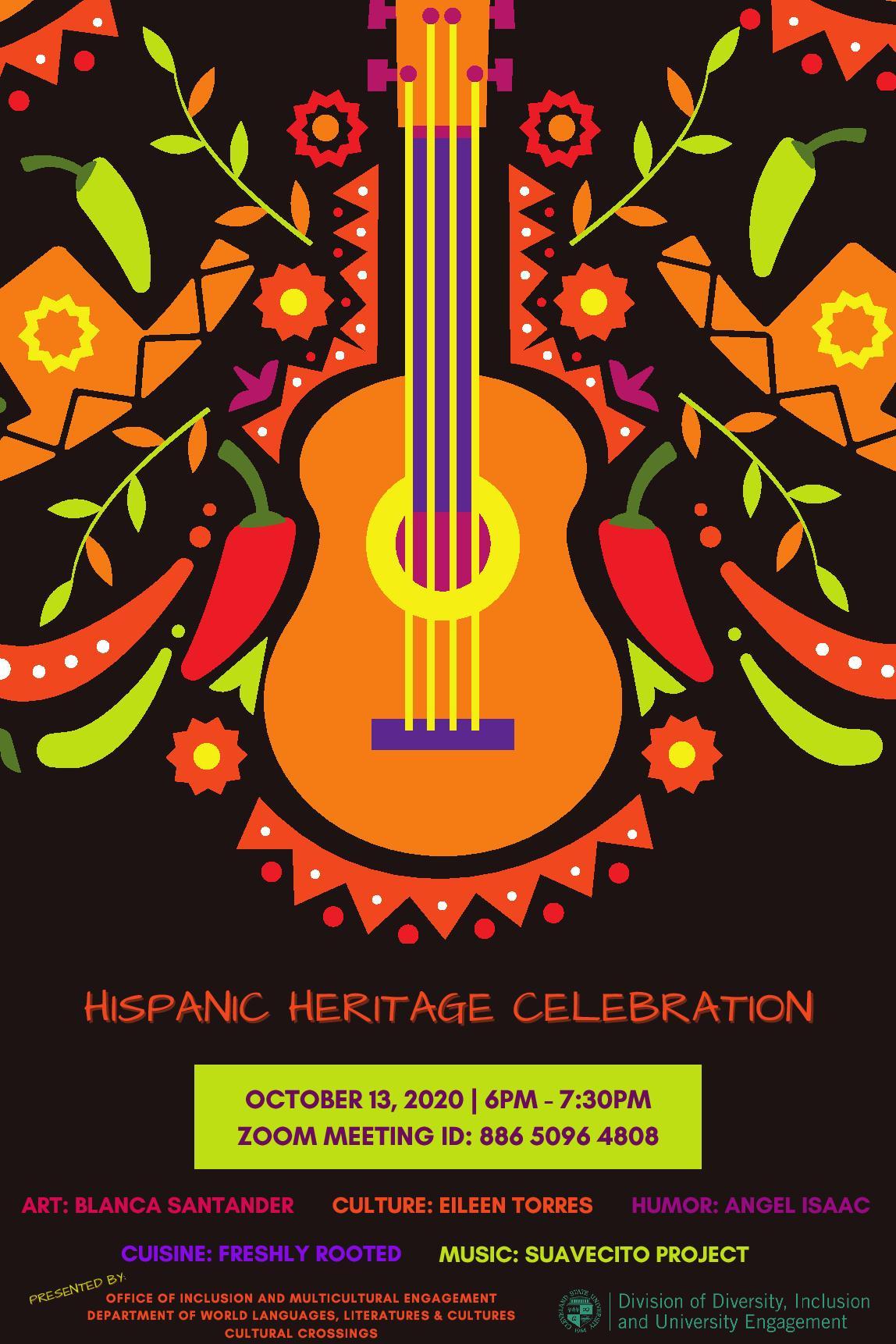 Hispanic Heritage 2020