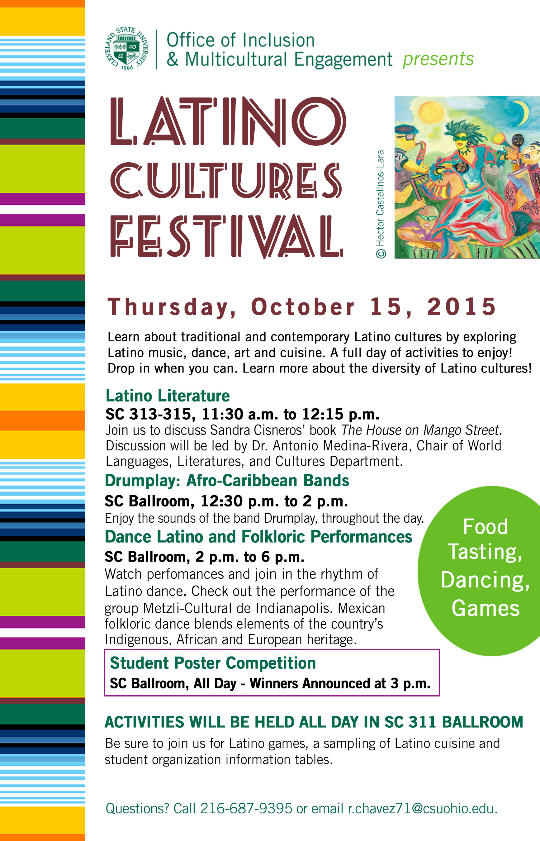 Latino Cultures 2015