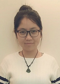 Xinmeng Zhang, Graduate Assistant at the Confucius Institute