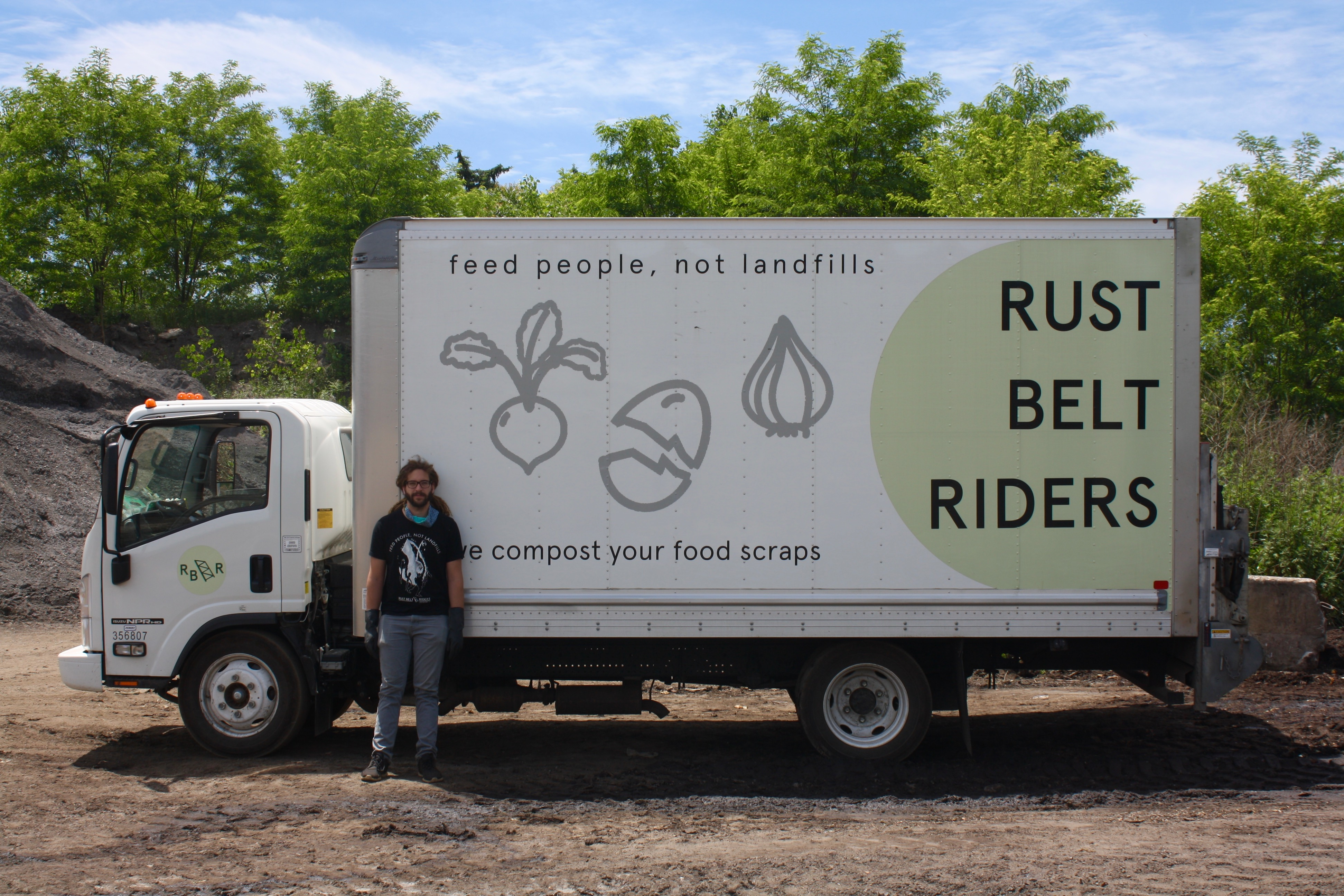 Rust Belt Riders truck