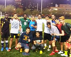 CSU Rec Intramural Soccer
