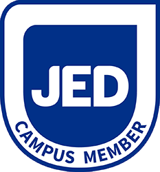 JED Campus Program Seal