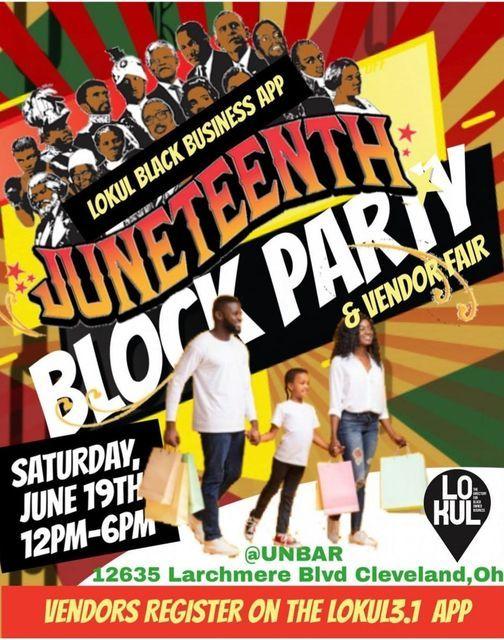 Juneteenth Block Party