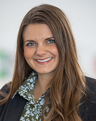 Image of Admissions Counselor Kayla Muncie
