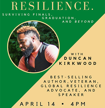 Resilience with Duncan Kirkwood