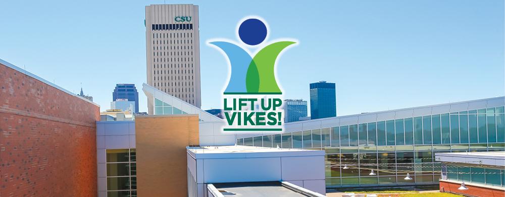 Lift Up Vikes!