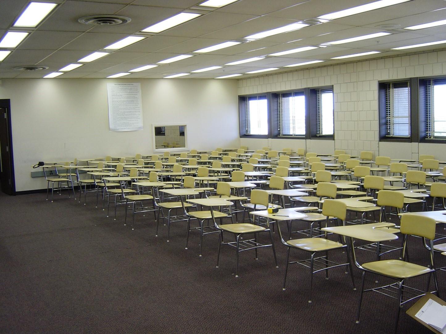 mc classroom renovations