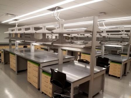New GRHD lab
