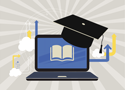 Online Learning With Graduation Cap