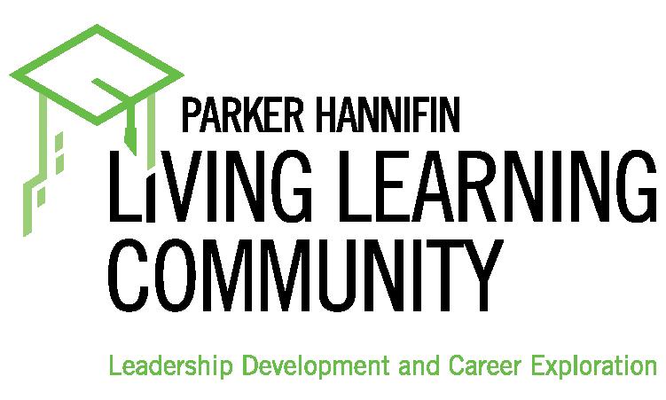Parker Hannifin Living Learning Community Logo