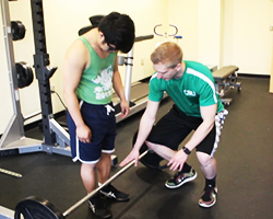 Personal Training at the CSU Rec