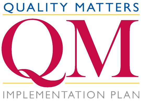 QM Implementation Plan Logo