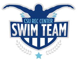 CSU Rec Swim Team logo