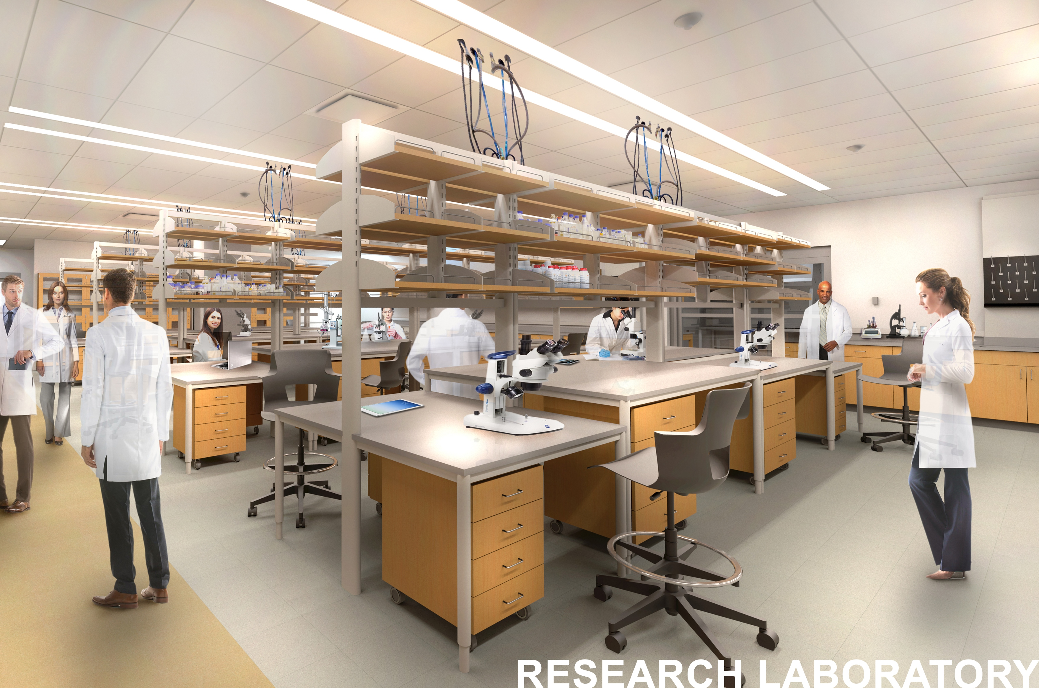 Interior Renovations Will Consist Of New Collaborative Learning  Environments, Repurposing Existing Space In The Current Building To Build  Open, Flexible, ...
