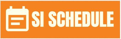 Supplemental Instruction Schedule