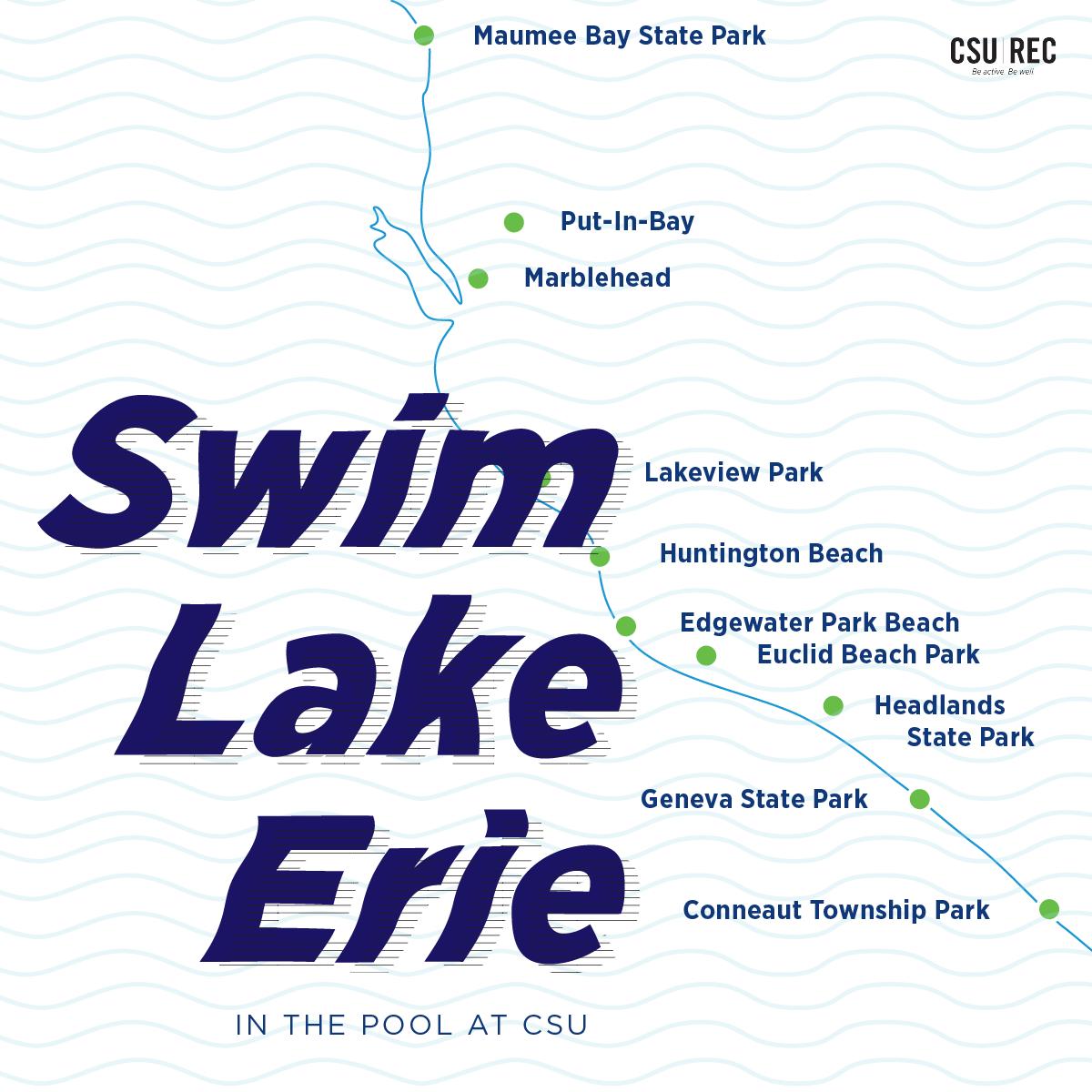 Swim Lake Erie
