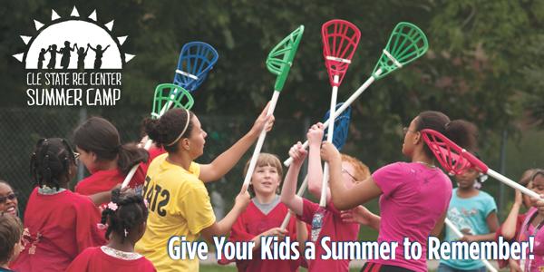 Summer Camp at the CSU Rec!