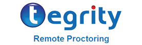 Tegrity Proctoring Logo