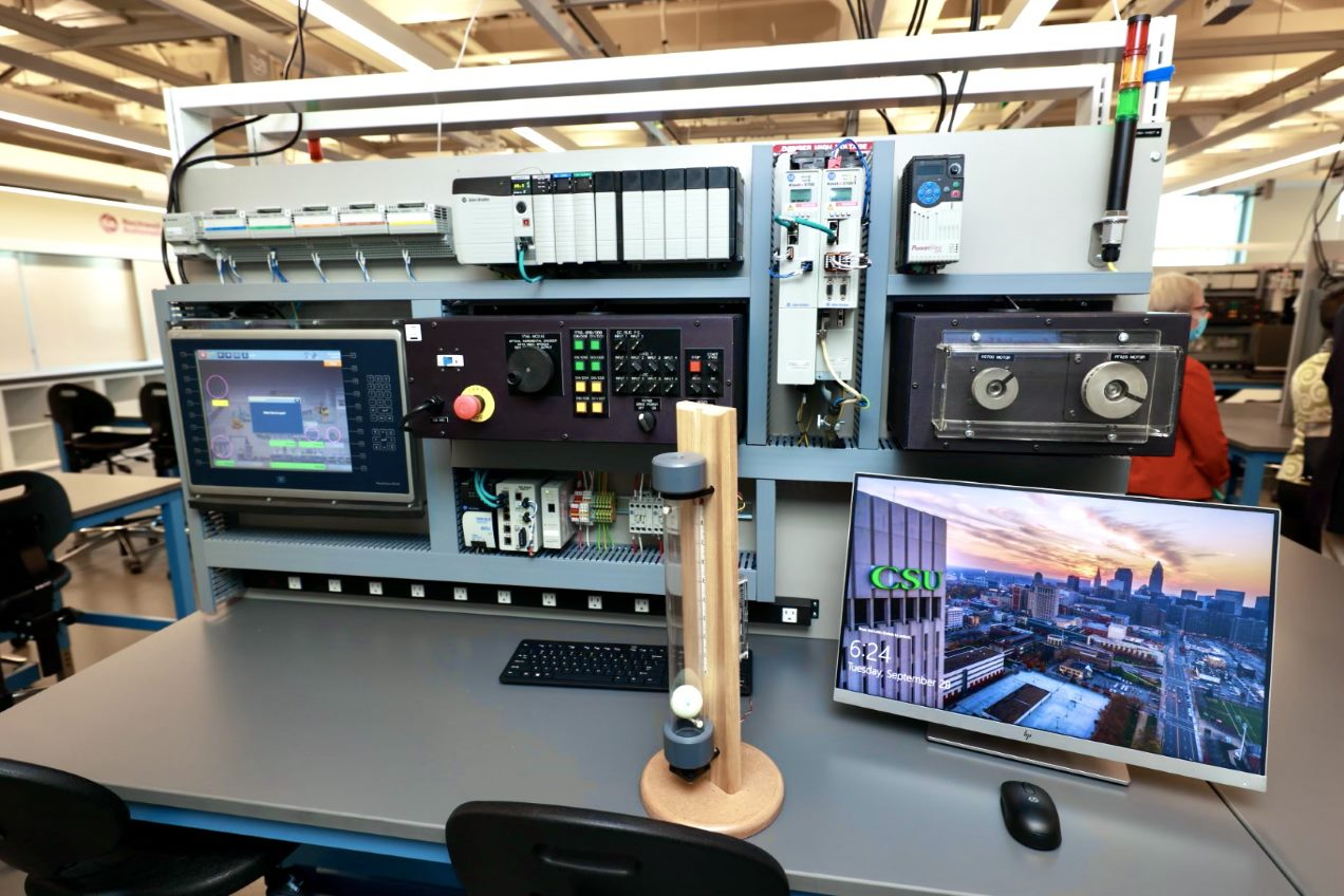Rockwell Automation Connected Enterprise Laboratory