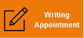 Writing Center Appointment