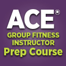 ACE Group Fitness Instructor Prep Course