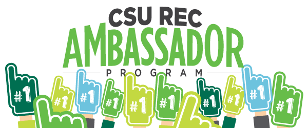 CSU Rec Ambassador Program