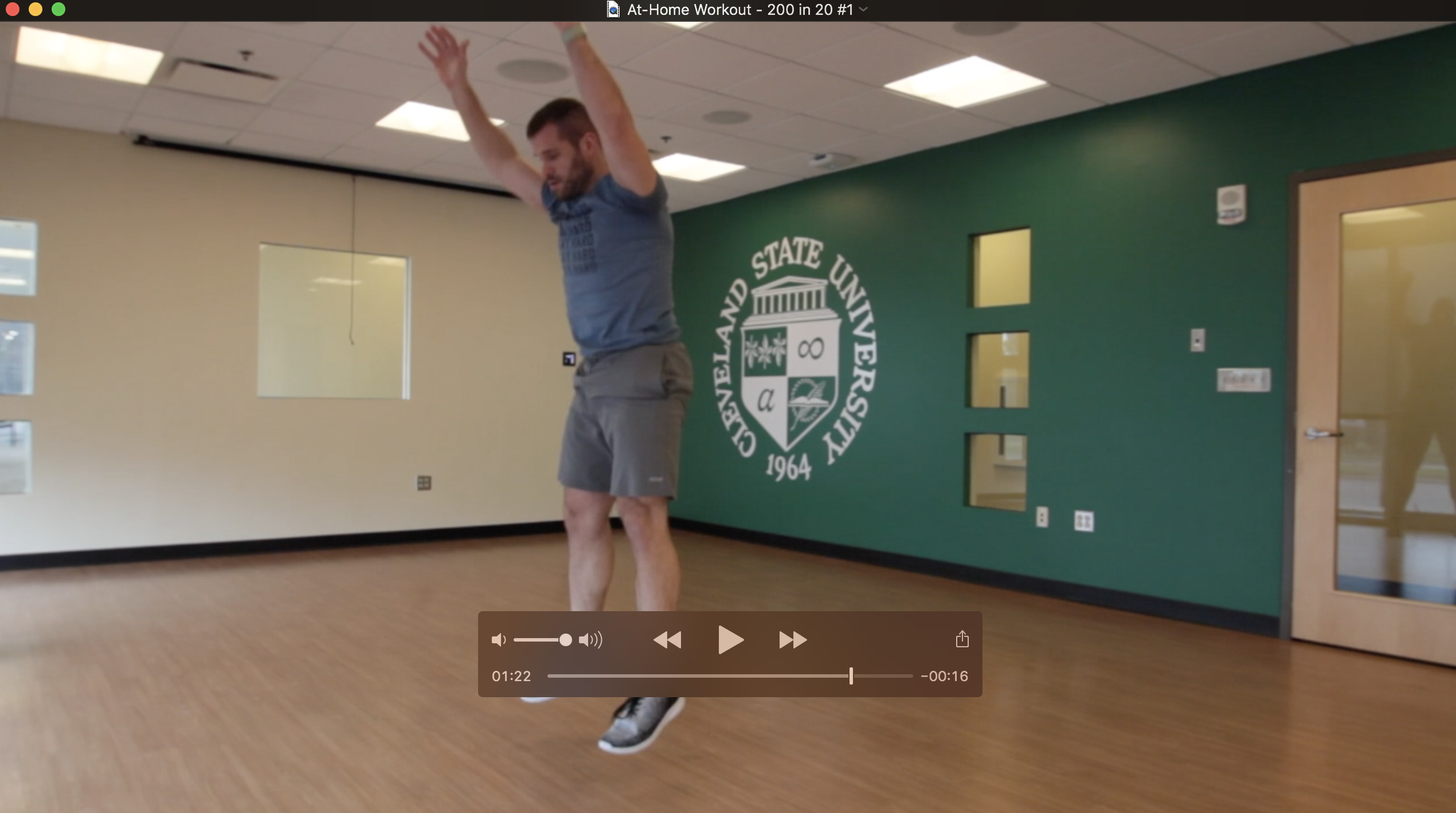 at-home workout video screen cap