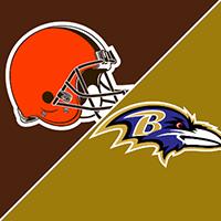 Cleveland vs Baltimore