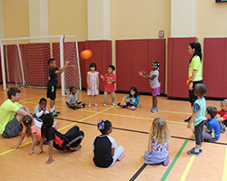 Camps and Youth Programs at the CSU Rec